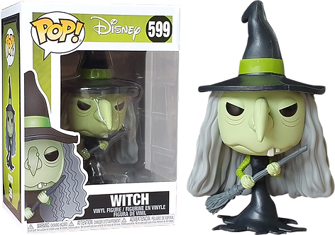 Nightmare Before Christmas Witch Funko Pop NBX