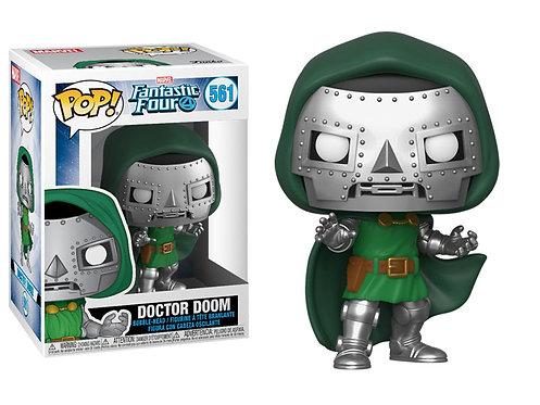 Funko Pop Fantastic Doctor Doom