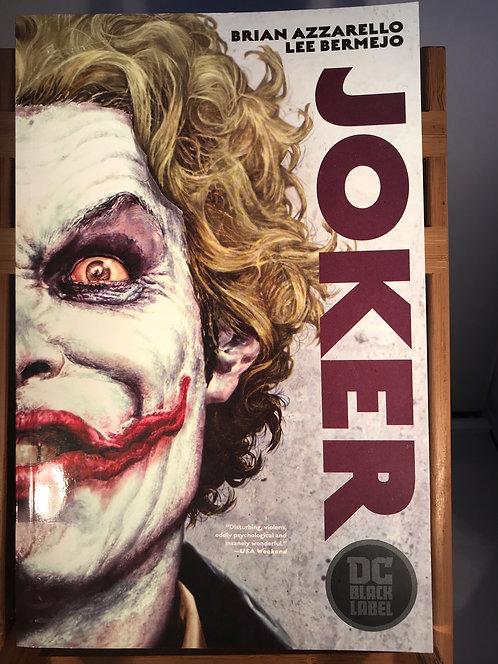 Joker TPB Graphic Novel (Preowned)
