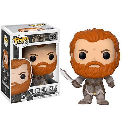 Game Of Thrones Tormund Giantsbane PREOWNED Funko pop