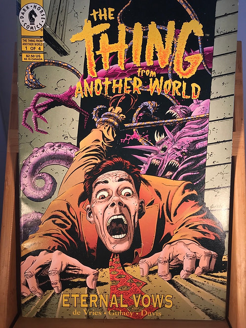 The Thing From Another World Eternal Vows #1-4 Complete Set (Preowned)