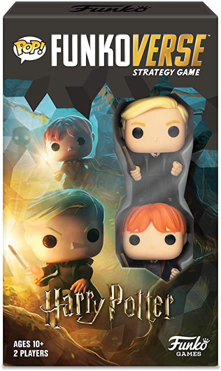 Funkoverse Harry Potter 101 Game Expandalone