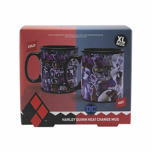 DC Harley Quinn Heat Change XL Mug