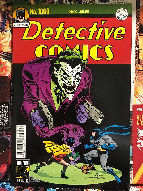 Detective Comics #1000 1940's variant