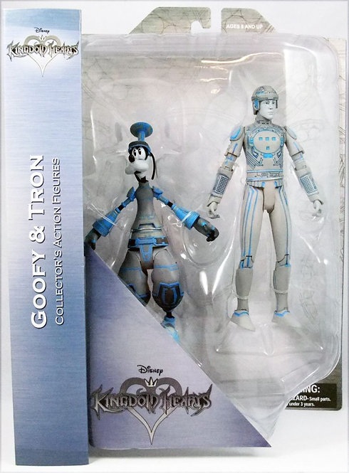 Goofy & Tron Diamond Selects