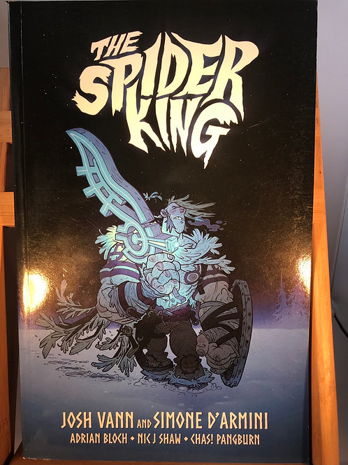 The Spider King TPB Graphic Novel