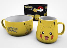 Pokemon Pikachu Breakfast set