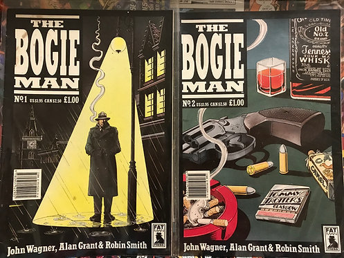 The Bogie Man Issues 1&2 (Preowned)