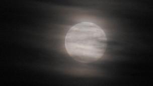 """The Hidden Moon"" - Kareema Munassar"