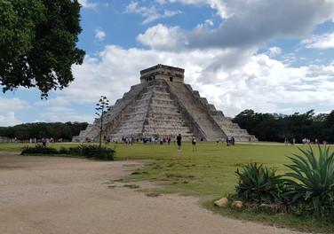 Chichén Itzá - México