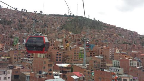 Mi Teleferico, La Paz - Bolívia