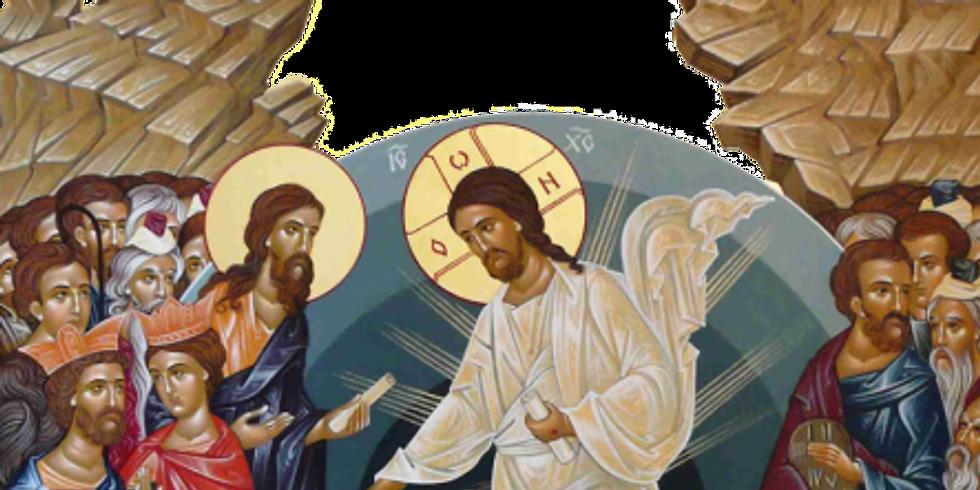 Invierea Domnului (Sfintele Pasti)