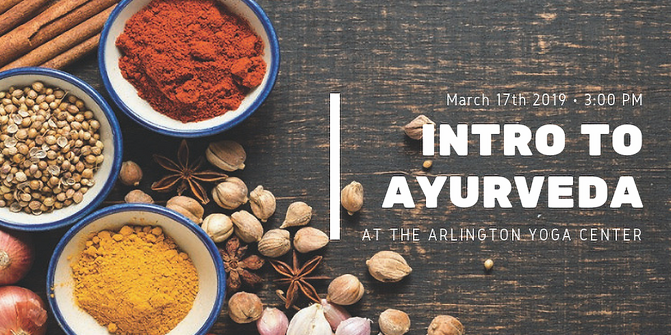Intro to Ayurveda with Jennie Le