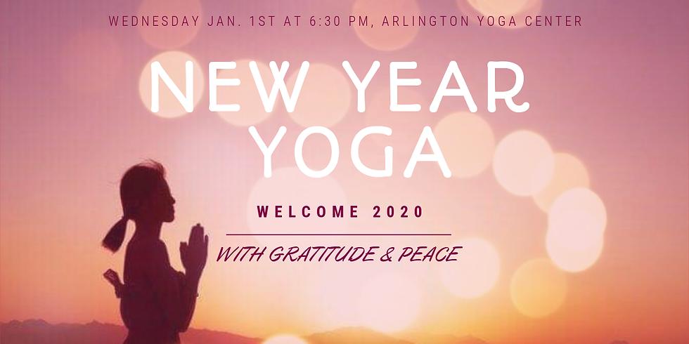 Gratitude & Peace: Welcoming 2020