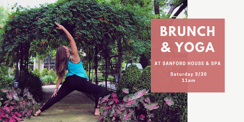 Brunch + Yoga