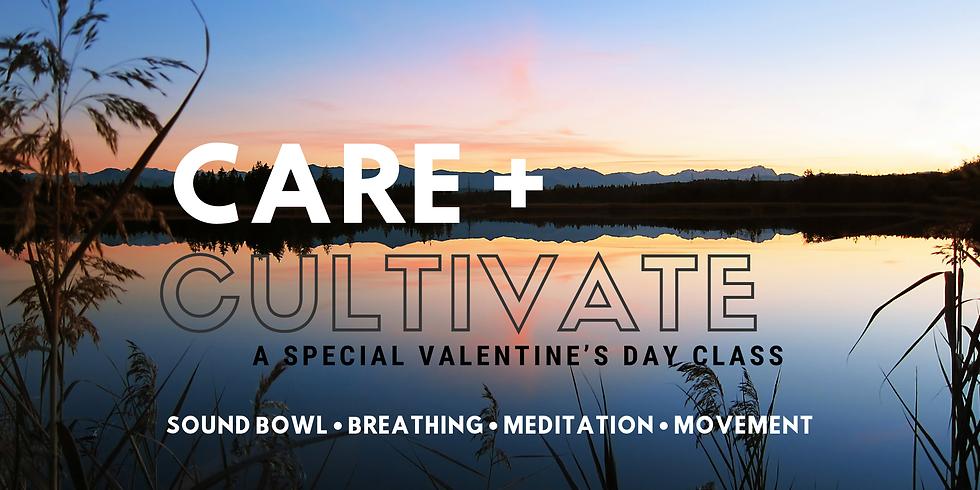 Care + Cultivate: A Valentine's Day Class