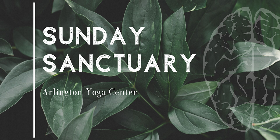 Sunday Sanctuary