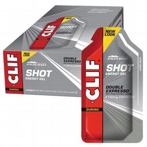 CLIF SHOT GEL Double Expresso