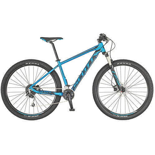 SCOTT ASPECT 730 A.F. BLUE/GREY BIKE