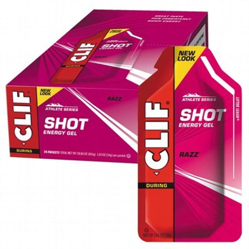 CLIF SHOT GEL Raspberry
