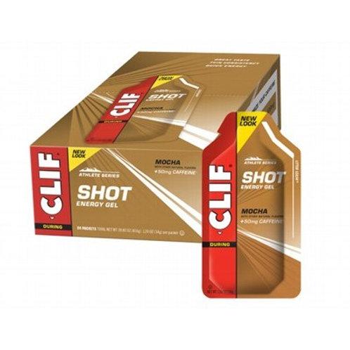 CLIF SHOT ENERGY GEL Mocha