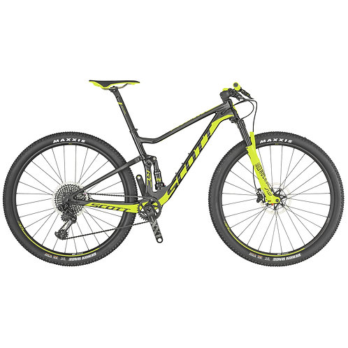 SCOTT SPARK RC 900 WORLD CUP BIKE 2019