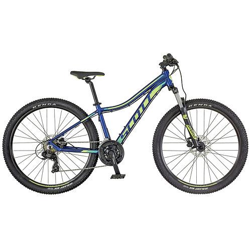 SCOTT CONTESSA 730 DARK BLUE/TEAL BIKE