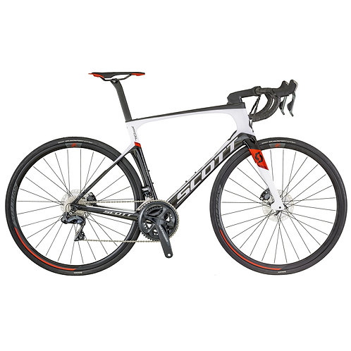 SCOTT FOIL 10 DISC BIKE
