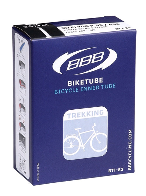 BBB BTI-82.FV.48 TUBE 700 X 35/43C FRENCH 48MM