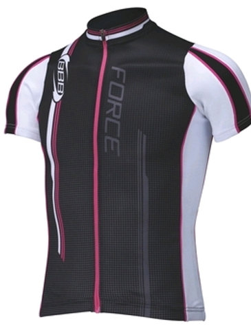 BBB Jersey Force Black Pink