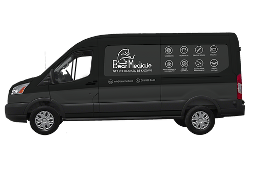 Partial Van Wrap ( Add-on Price )