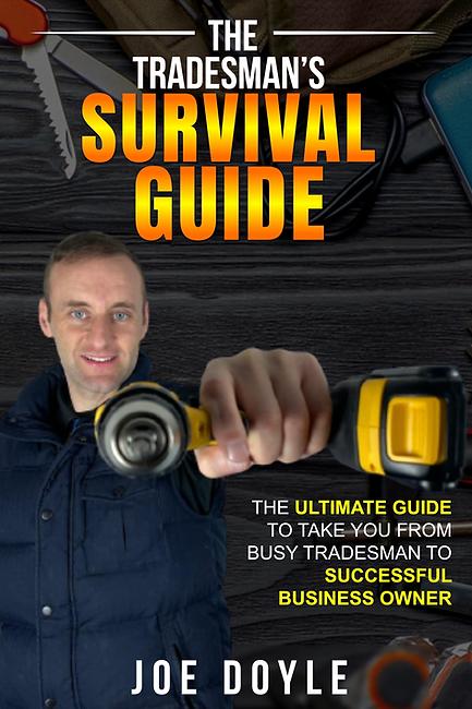 Tradesman_s Survival Guide - Front Cover