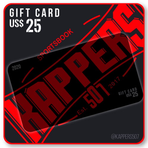 GIFT CARD US$25