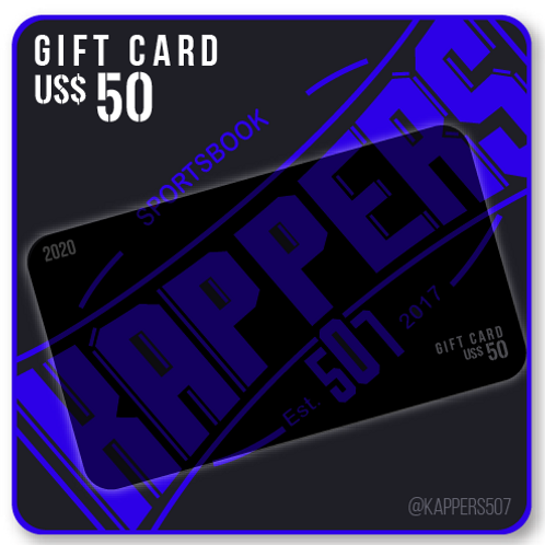 GIFT CARD US$50