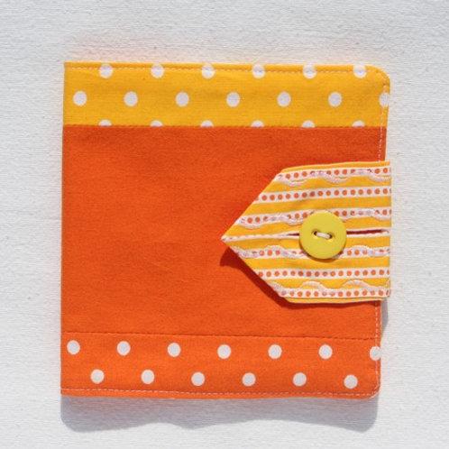 Pixi-Etui Classic 'gelb-orange'