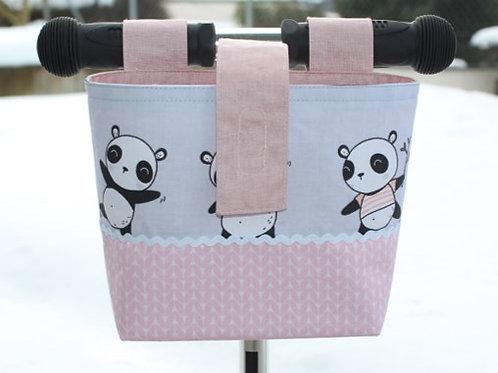 Lenkertasche 'Panda'