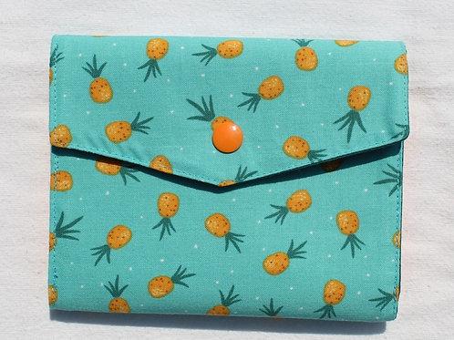 Spielkarten-Etui 'Ananas'