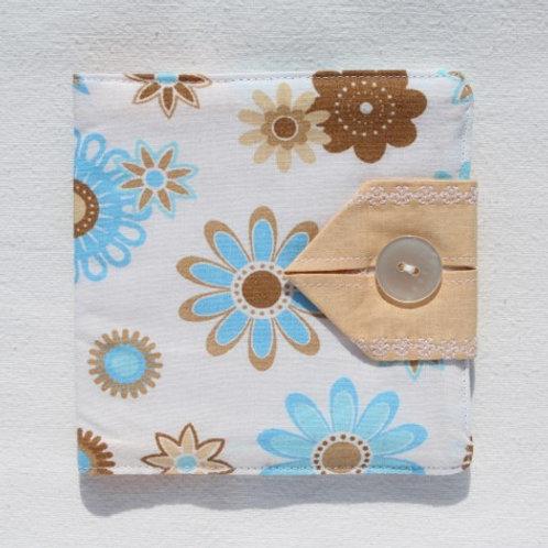 Pixi-Etui Classic 'Blumen'