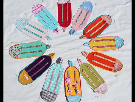 Haarspangenhalter 'to go' - der ideale Begleiter für die bevorstehenden Sommerferien