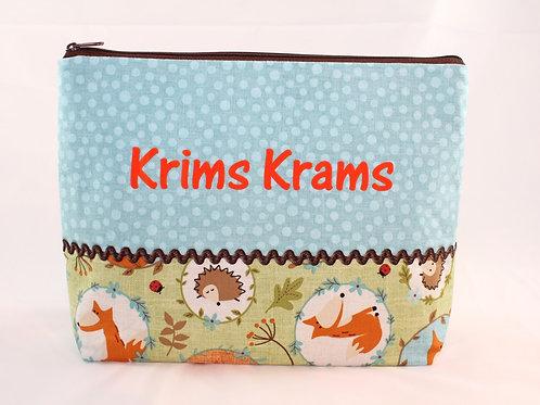 Necessaire 'Waldtiere' - Krims Krams