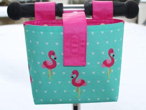 Lenkertasche 'Flamingo'