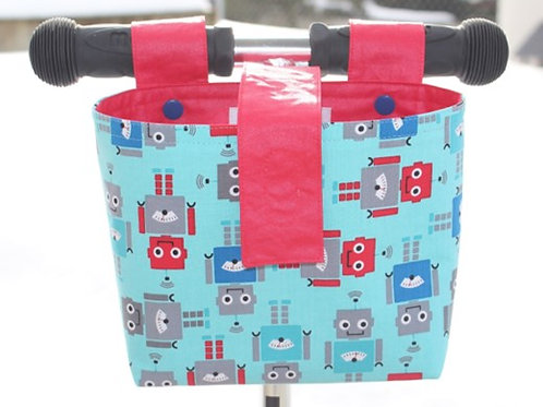 Lenkertasche 'Roboter'