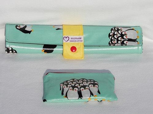 Roll-Maltafel 'Pinguin'