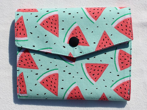 Spielkarten-Etui 'Melonen'