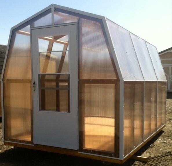 8x12 Greenhouse