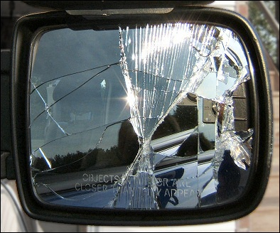 Got a Broken Mirror? We can help.