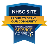 NHSC+Site+Proud+to+Serve+Our+Community+N