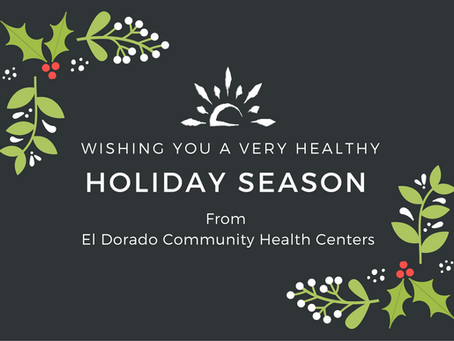 Happy and Healthy Holidays to all!