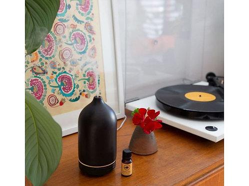 Ceramic Ultrasonic Diffuser - Smooth Black