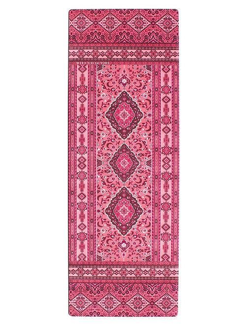 Desert Flower Pink Yoga Mat
